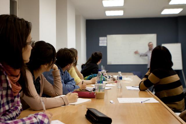 """ISC Language Teaching Workshop Spring 2012"" by Jirka Matousek, CC-BY"